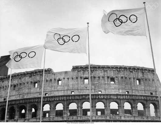 1960 Olympics in Rome