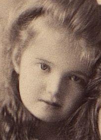 Grand Duchess Olga Romanov, 1901