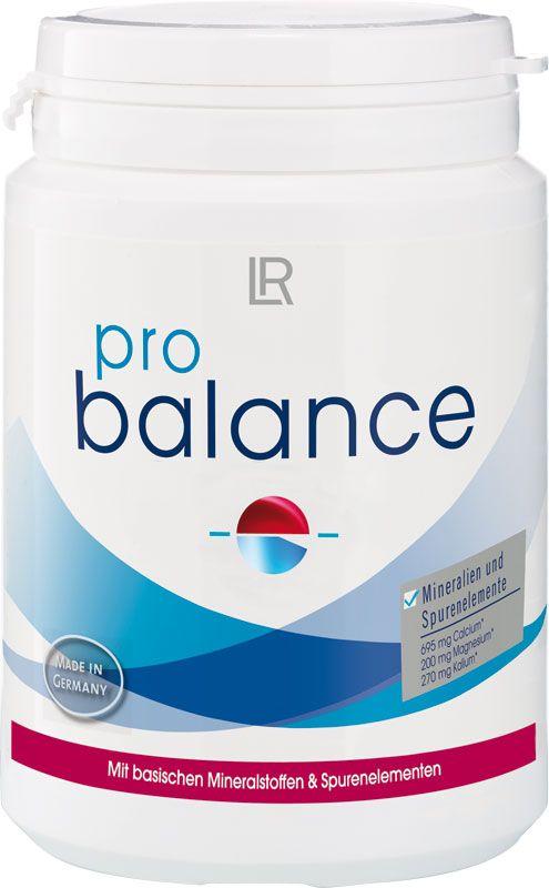 Pro Balance - Sali minerali basici per il vostro organismo. ProBalance contiene sali minerali basici rapidamente disponibili per l'organismo. Preziosi minerali come magnesio, calcio e rame favoriscono l'equilibrio acido-base. Fornisce sali minerali basici selezionati, contiene minerali e oligoelementi, privo di lattosio