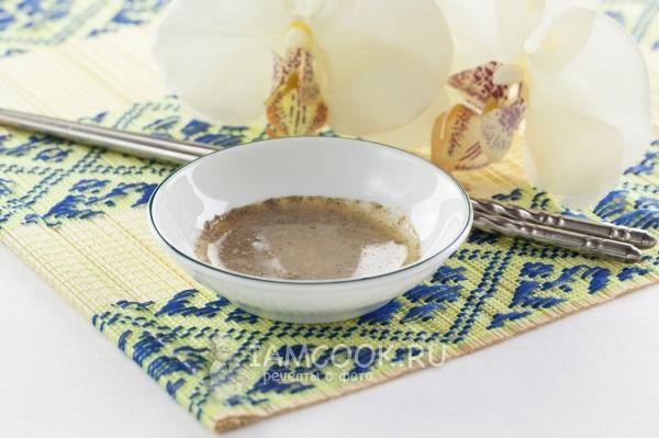 Вьетнамский соус из перца с лаймом