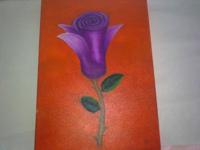 pintura oleo sobre lienzo