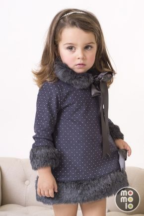 Look moda infantil de Eve Children con Vestidos Eve Children
