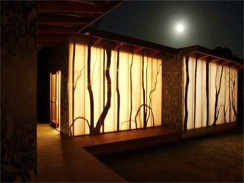 Light wall