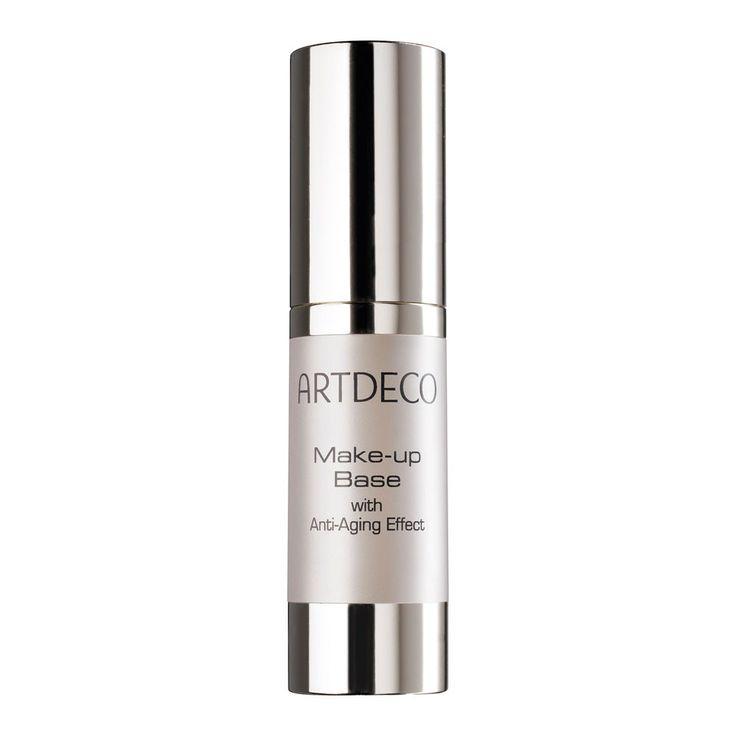 Die Make-up base bietet die ideale Grundlage für ein langhaftendes Make-up. Fältchen werden optisch aufgefüllt und die Haut wirkt ebenmäßiger und glatter.