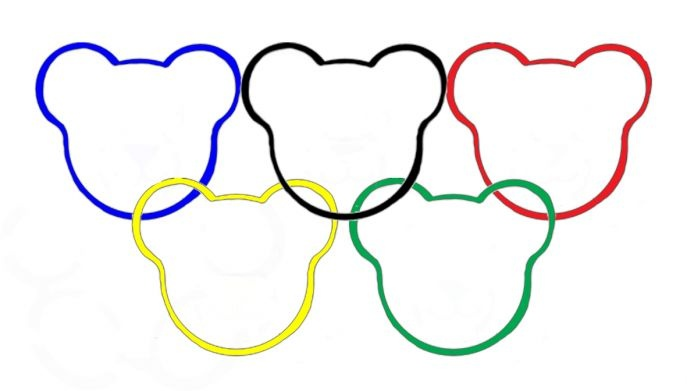 Alsorts Bears ♥s the London Olympics: Alsort Bears, Personalized Bears, Bears Gifts, Bears Pictures