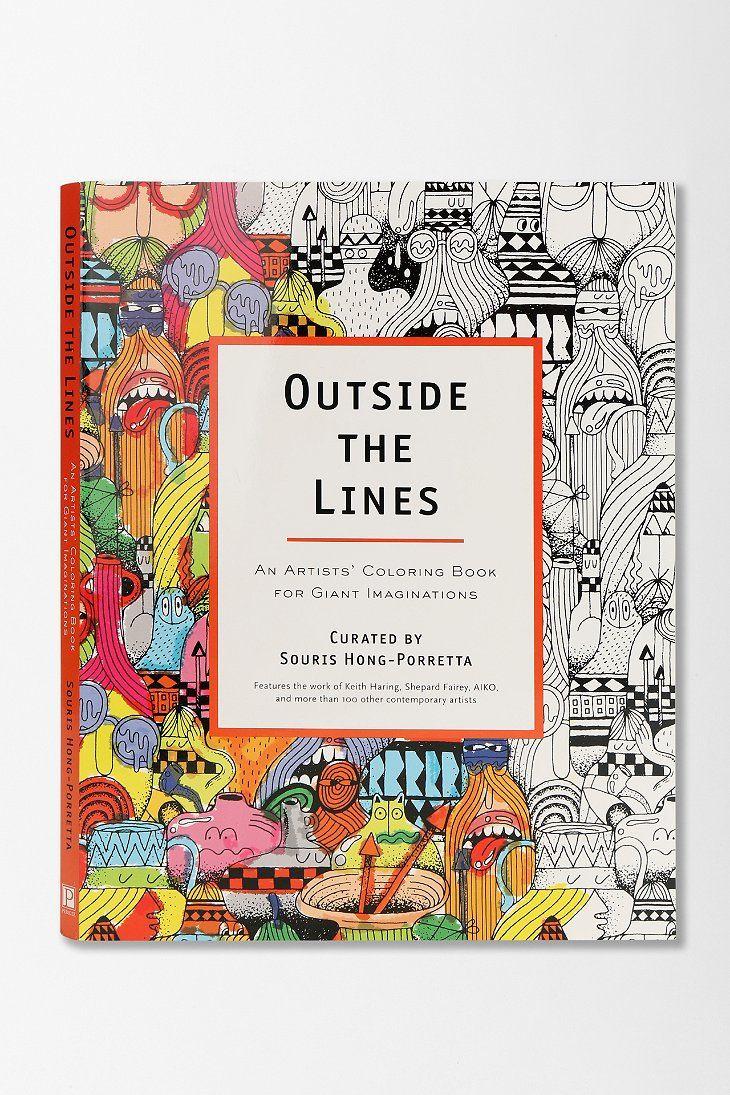 Outside The Lines By Souris Hong Porretta