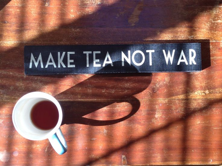 A little patch of peace in my new house #tea #sunshine #peace #wisdom
