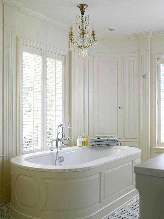 470 Best Elegant Bathrooms Images On Pinterest