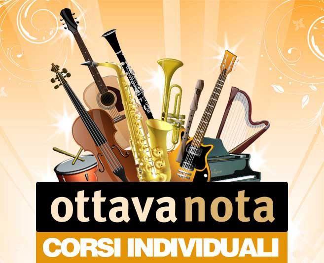Corsi di musica per grandi e piccini 2013/14! Nuove iscrizioni in via Marco Bruto 24, oppure scrivendoci alla mail info@ottavanota.org
