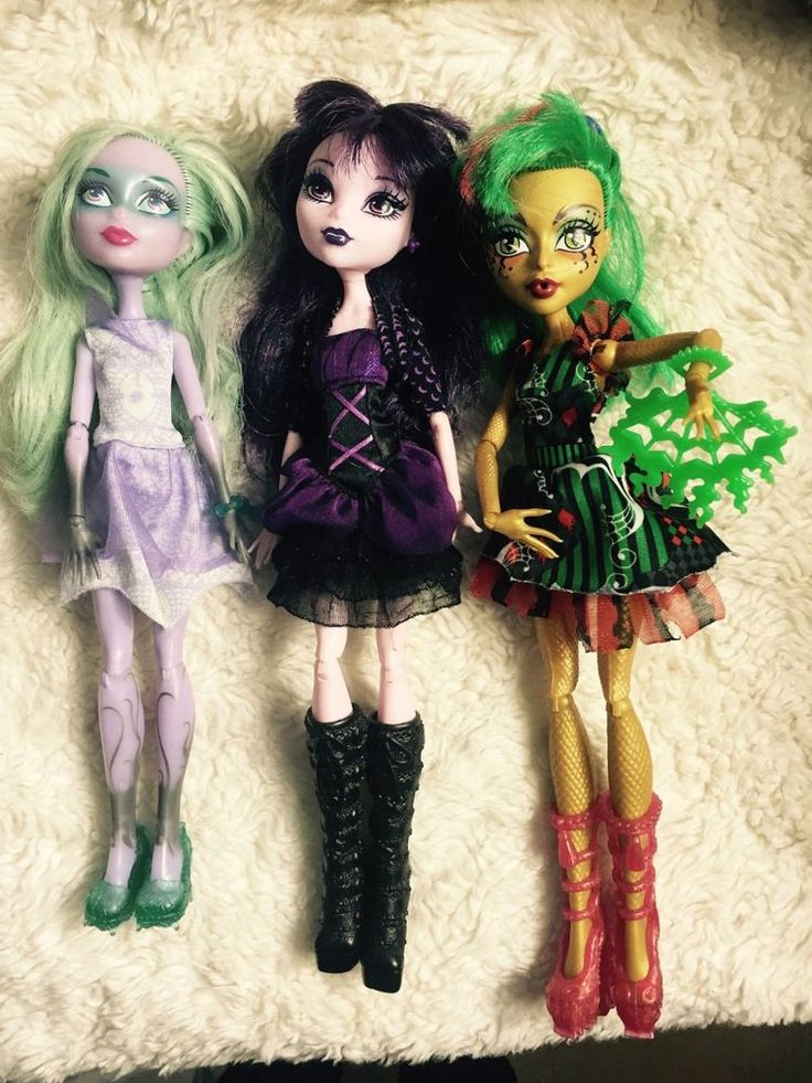 Monster High DUO Bundle, GR8 CONDITION, **Twyla now auctioning separately**