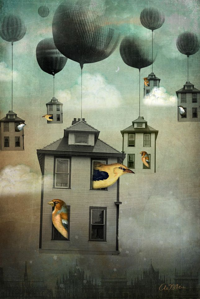 Catrin Welz-Stein Birdhouse