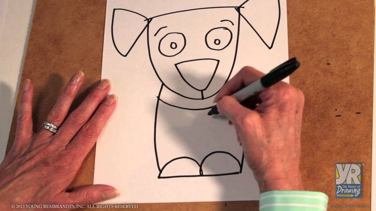 79 best images about anyone can draw on pinterest a cow Teach me how to draw a flower