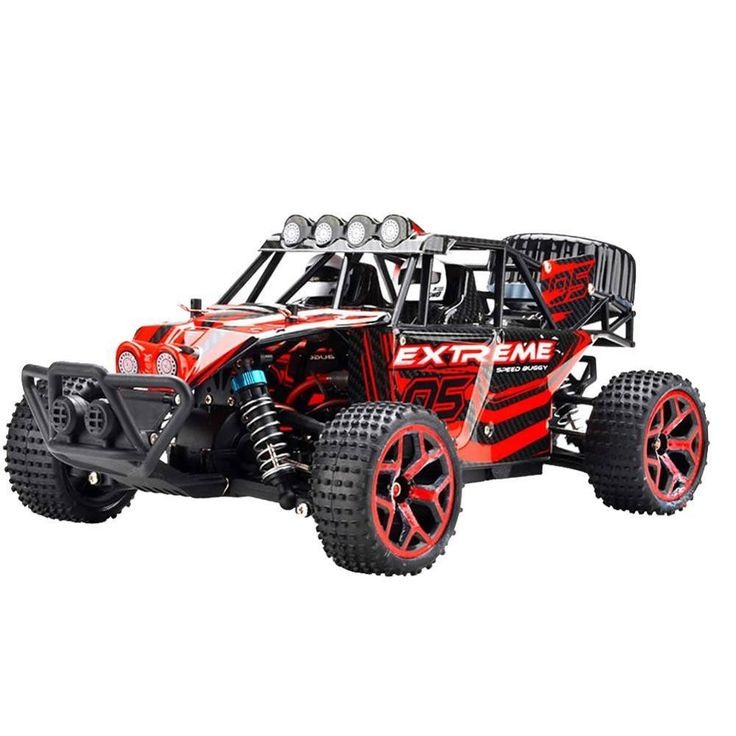 1:18 2.4Ghz Speed Radio Control Off-Road RC Car Model Toys 333-GS02B EU Plug