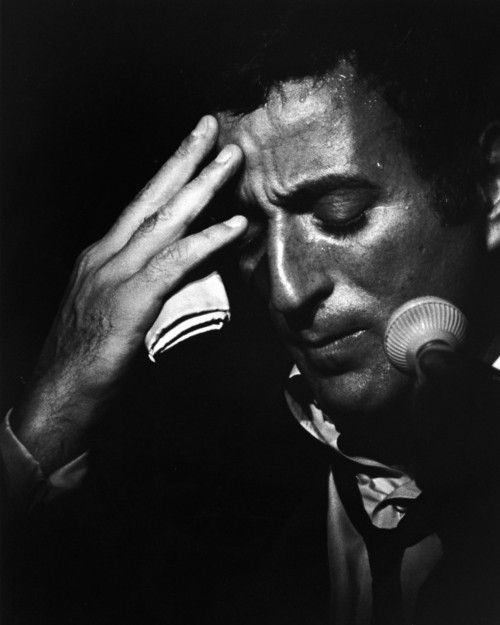 Tony Bennett by Steve Banks.