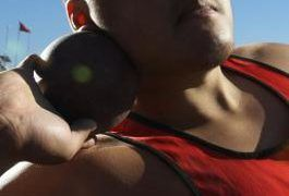 How to Increase Your Shot Put Distance Fast | LIVESTRONG.COM