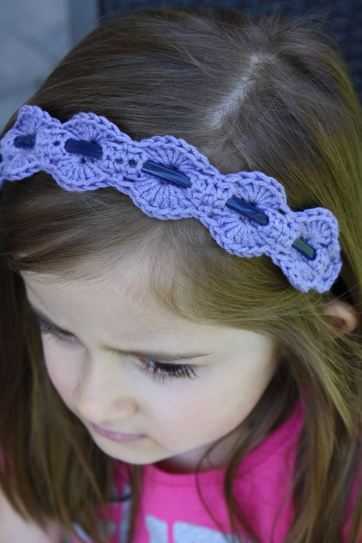 21 Best Crochet Headband Plastic Images On Pinterest