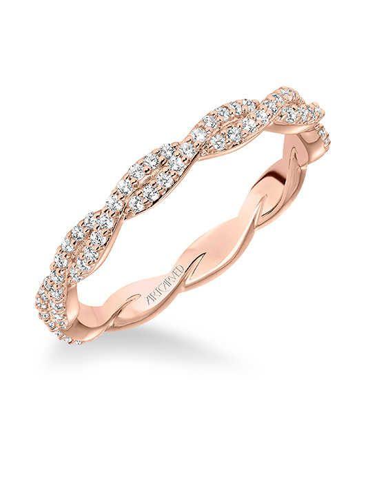 ArtCarved 33-V93C4R65-L.00 Gold Wedding Ring