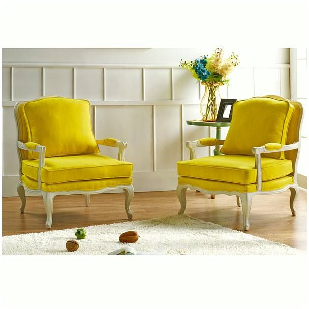 Beautiful Now It Is Time For New Vibe With Mustard Yellow Accent Chair Will , The