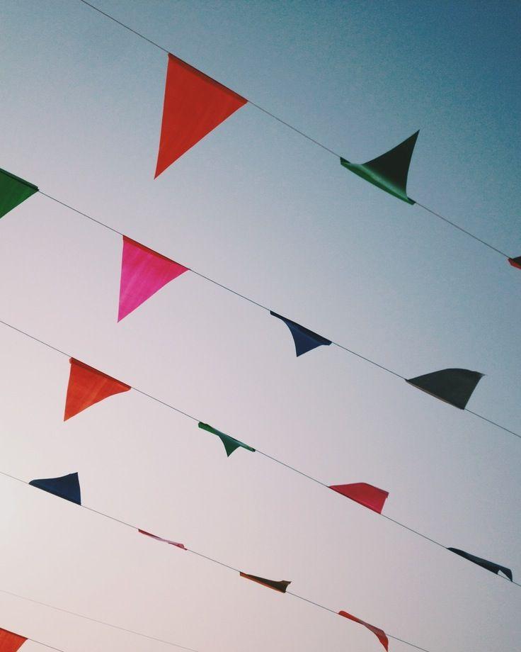 Temple Fair Flag