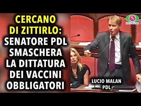 VACCINI OBBLIGATORI: TOTALE DISPREZZO PER LE FAMIGLIE DA PARTE DI UN UN GOVERNO CHE SI RITIENE... - YouTube