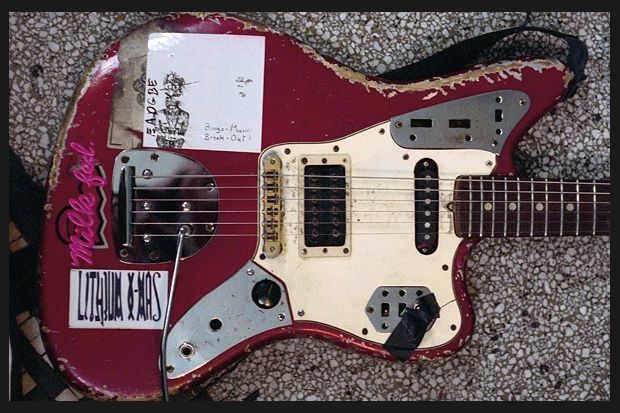 fender jaguar wallpaper-#12