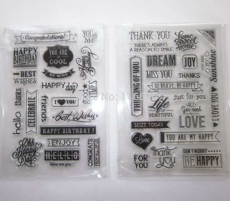 Cheap stamp pants, Buy Quality stamp foil directly from China decorative rubber stamps Suppliers:  Phrase Clear Stamp/Seal   Material:Silica gel   Sheet Size:10x15cm   2sheets/lot(mix design)              &