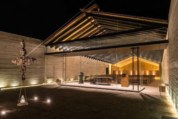 Gallery of Faith & Form's 2017 Religious Architecture Awards Recognizes the Best in Religious Architecture and Art - 8 #religiousarchitecture