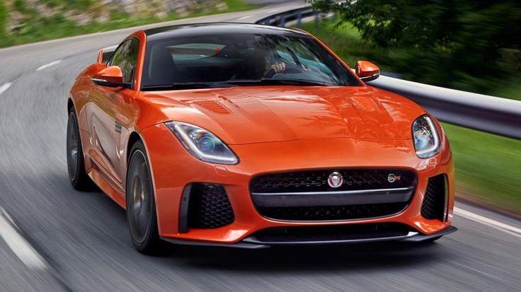 jaguar f typ svr