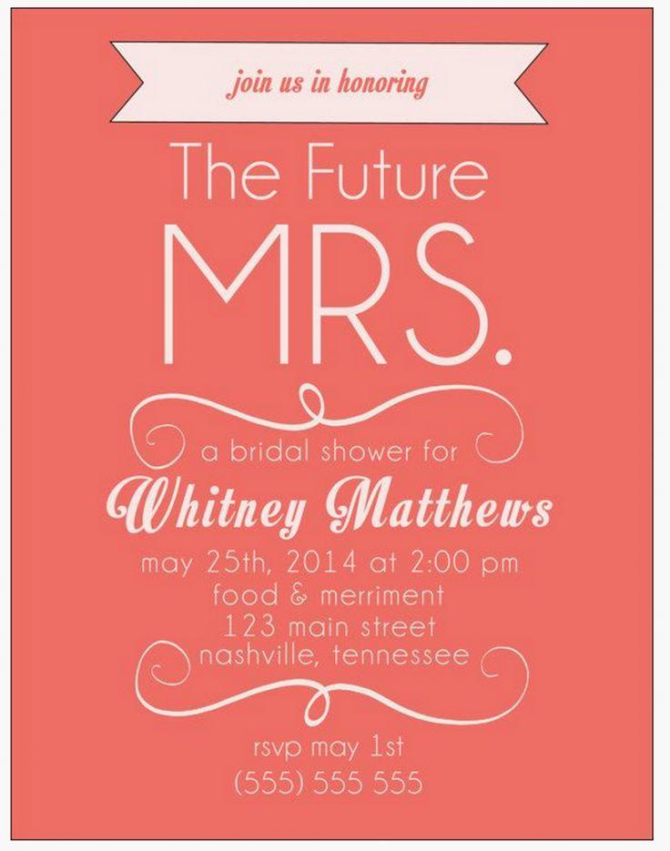 25 best Tea Party images on Pinterest Tea parties, Tea party - bridal shower invitation templates for word