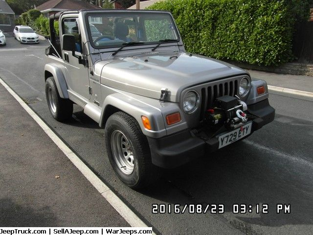 For Sale In Uk Jeep Wrangler 60th Anniversary Edition Jeep