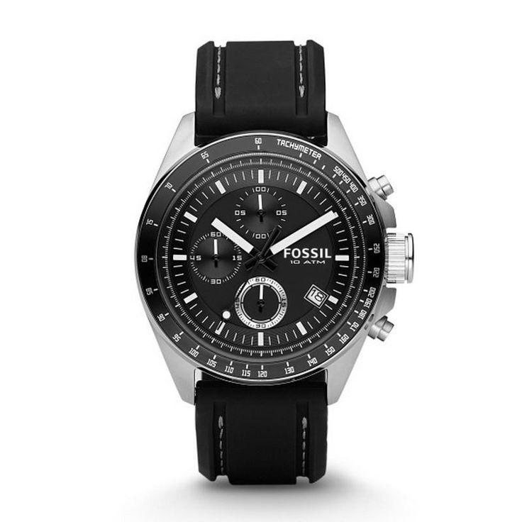 Siempre Fossil  en Cardell Watch Store  Reloj Fossil Decker