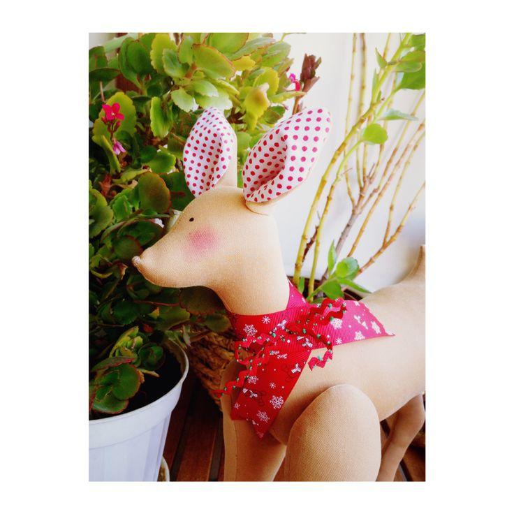Reindeer madebymini