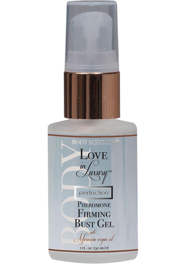 Buy Love In Luxury Perfection Pheromone Firming Bust Gel Moroccan Argan Oil 1 Ounce online cheap. SALE! $13.99
