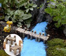 Corredor de água resina figuras de fadas jardim musgo terrário figurinhas ofício da resina de fadas em miniatura casa de bonecas miniaturas de jardin(China (Mainland))