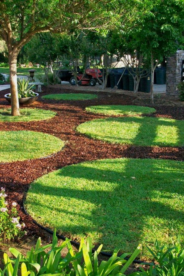 Landscape Design For A Perfect Outdoor Space Mulch Landscaping Beautiful Gardens Garden Landscape Design