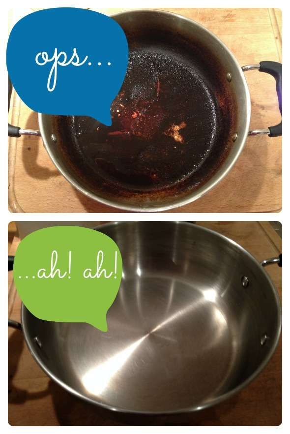 Share Tweet + 1 Mail Qualche giorno fa, per colpa di Pinterest (!!), ho bruciato una pentola e la cena che conteneva! Dopo aver ...