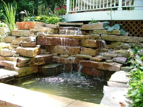 35 best pool water features images on pinterest pool for Koi pond jets