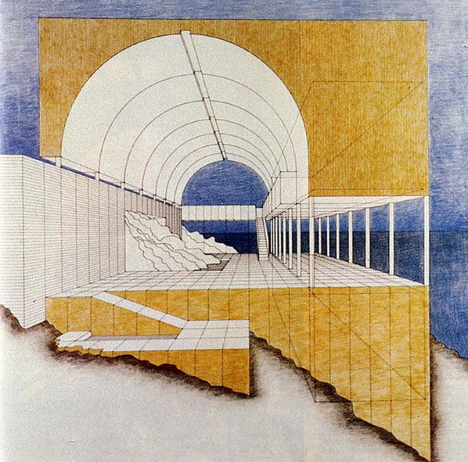 St. Florian and Howes. Progressive Architecture 60 January 1979: 91 | RNDRD