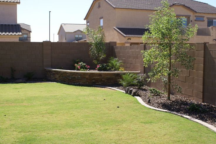 Arizona landscape design arizona professional for Custom landscape design