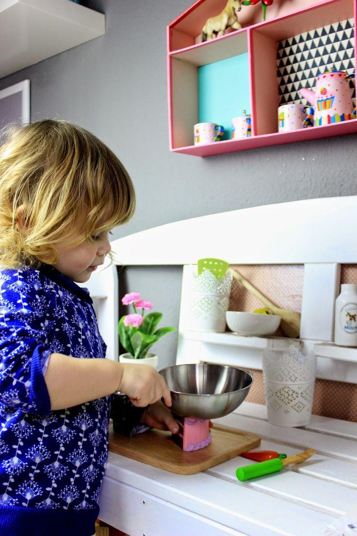 Pinterest kinderk che selber bauen 1 000 - Kindergarderobe selber machen ...