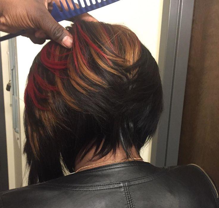 Nice bob by @lpstyles - https://blackhairinformation.com/hairstyle-gallery/nice-bob-lpstyles/