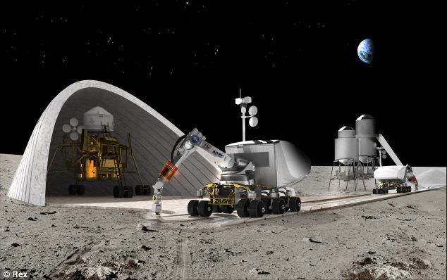 NASA Challenges Designers to Construct Habitat for Deep Space Exploration > ENGINEERING.com