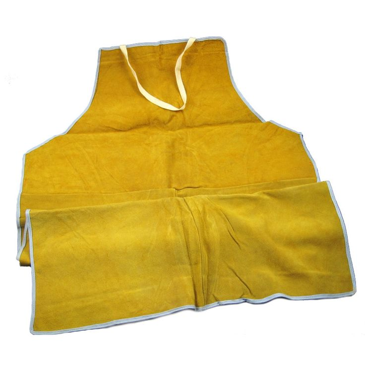 22.80$  Watch now - http://alihdz.shopchina.info/1/go.php?t=32819019699 - Leather welder electric welding aprons fire-retardant insulation labor insurance protective clothing  #aliexpressideas