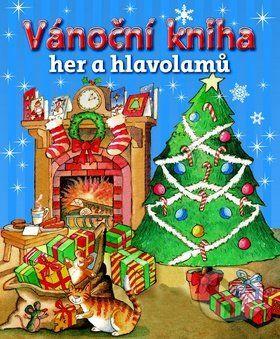 Ponoř se do této zábavné knihy plné úkolů s vánoční tematikou, která tě zabaví na dlouhé hodiny. Je plná rébusů, hádanek a omalovánek. Krásné Vánoce! (Kniha dostupná na Martinus.cz se slevou, běžná cena 229,00 Kč)