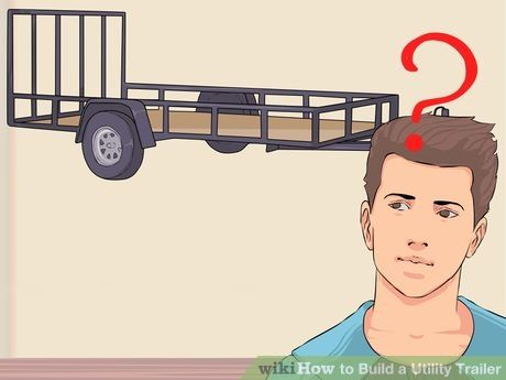 Image titled Build a Utility Trailer Step 1