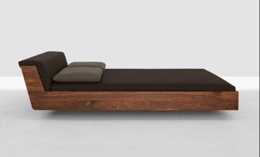 Solid wood bed design 2 lovely beds pinterest wood beds bed design and solid wood - Houten bed ...