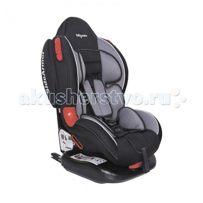 Автокресло Baby Care BC-02 Isofix Люкс  Автокресло Baby Care BC-02 Isofix Люкс  - новая модель возрастной группы 1/2, рассчитанная на перевозку в автомобиле детей весом от 9 до 25 кг (примерно с 9 месяцев до 25 кг). Это автокресло сочетает в себе высокий уровень безопасности за счет использования крепления Isofix, комфортабельное сиденье, и доступную цену. Такое автокресло будет дарить радость от поездки маленькому пассажиру долгие годы.  Автокресло BC-02 Isofix выпускается с тремя…
