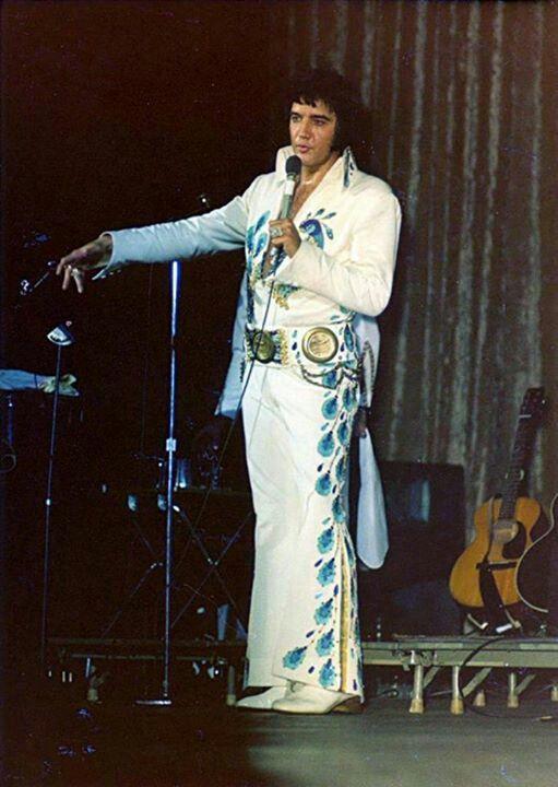 June 21, 1974 Elvis Presley in Cleveland