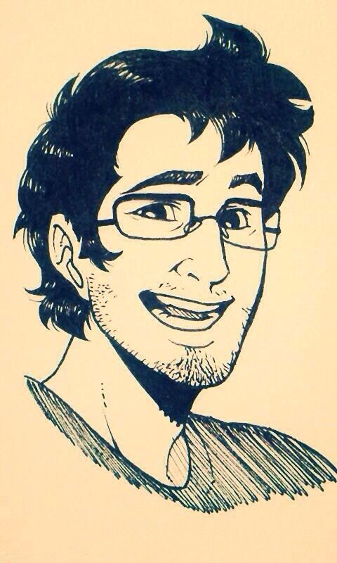 Mark Fischbach - Markiplier Fan Art (37952328) - Fanpop: