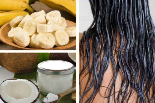 4 mascarillas caseras para alisar el cabello de forma natural
